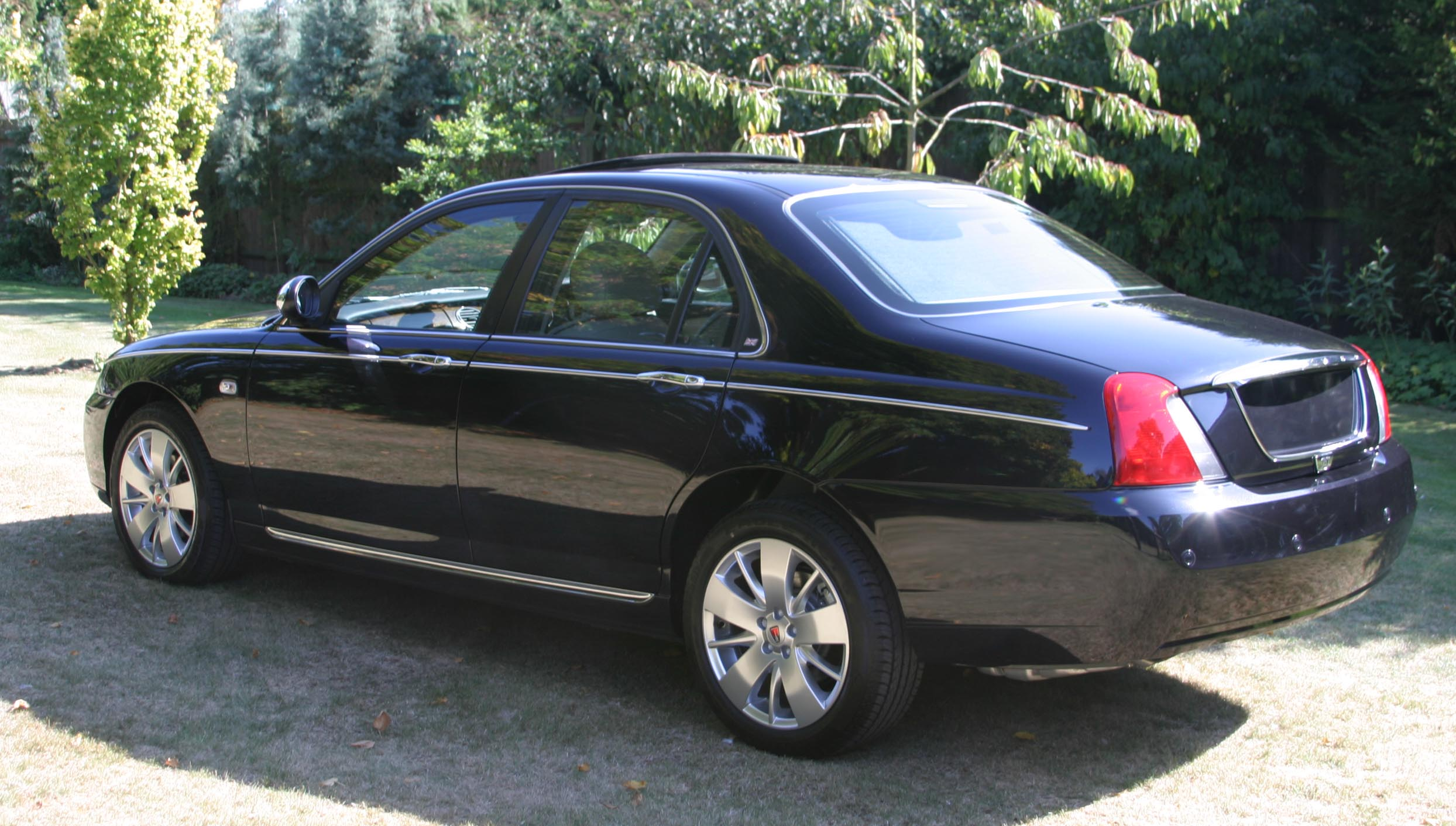 ROVER 75 - Review and photos