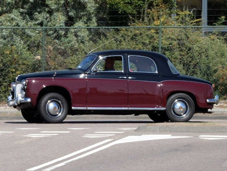 rover wallpaper (Rover P4)