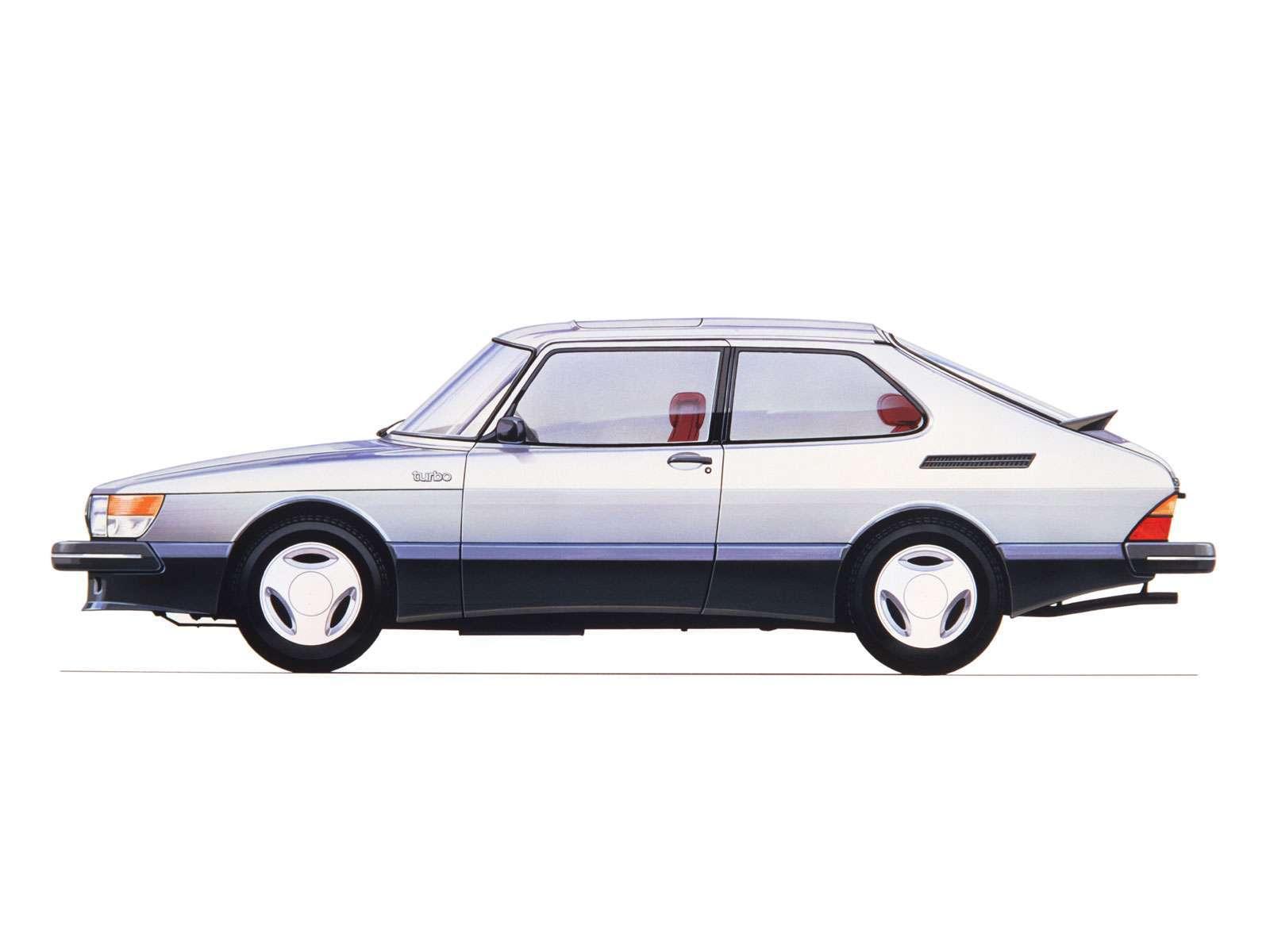 SAAB 900 -16