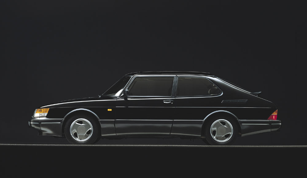 saab wallpaper (Saab 900)