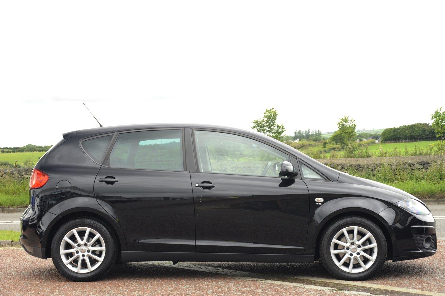 SEAT ALTEA 1.2 black