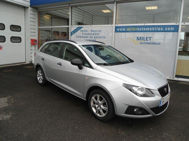 SEAT ALTEA 1.2 blue