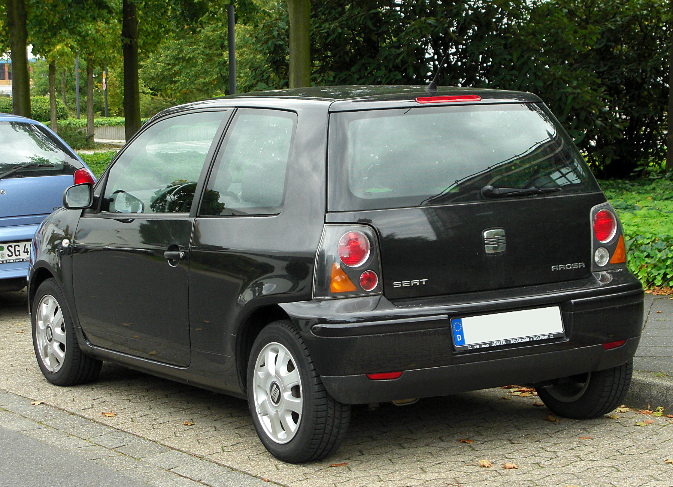 seat arosa review and photos. Black Bedroom Furniture Sets. Home Design Ideas