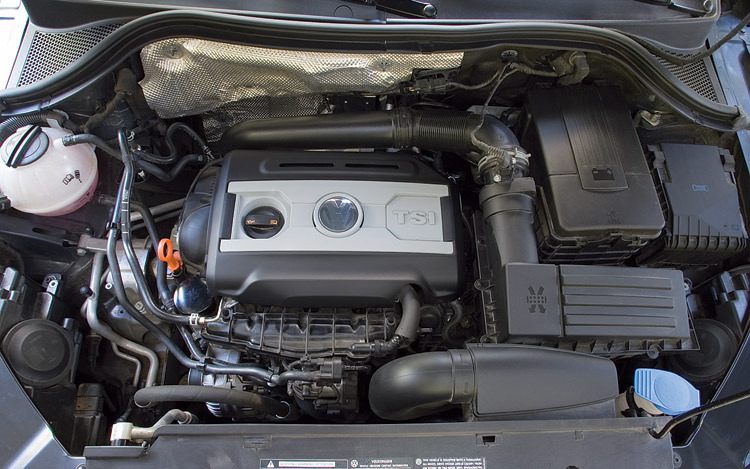 SEAT AROSA engine