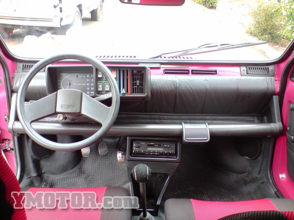 SEAT MARBELLA interior