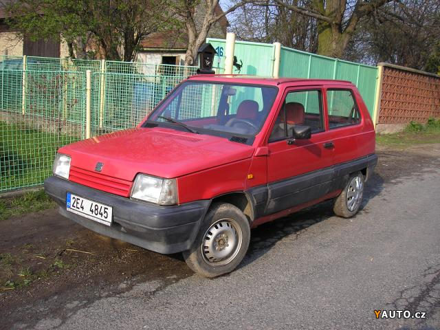 SEAT MARBELLA red