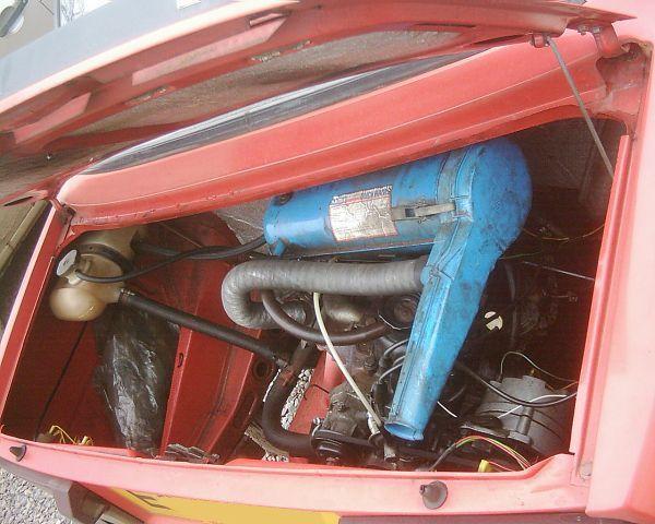 SKODA RAPID 130 engine