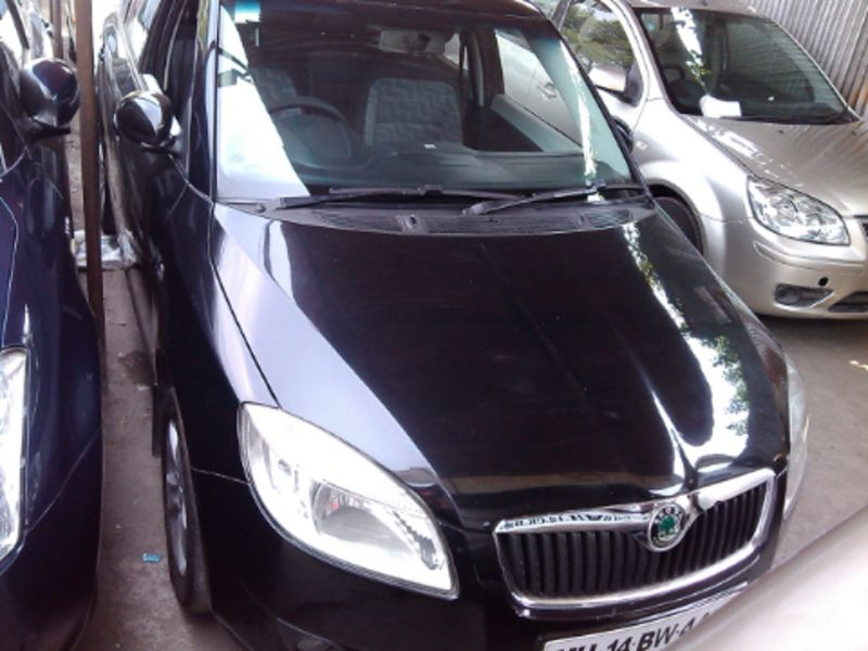 SKODA SUPERB 1.4 black