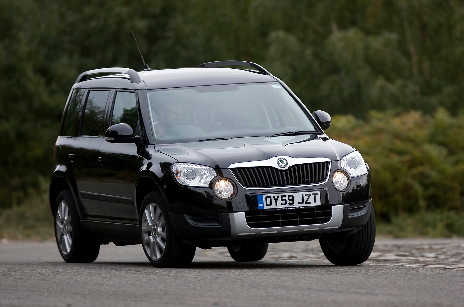 skoda yeti 1 2. Black Bedroom Furniture Sets. Home Design Ideas