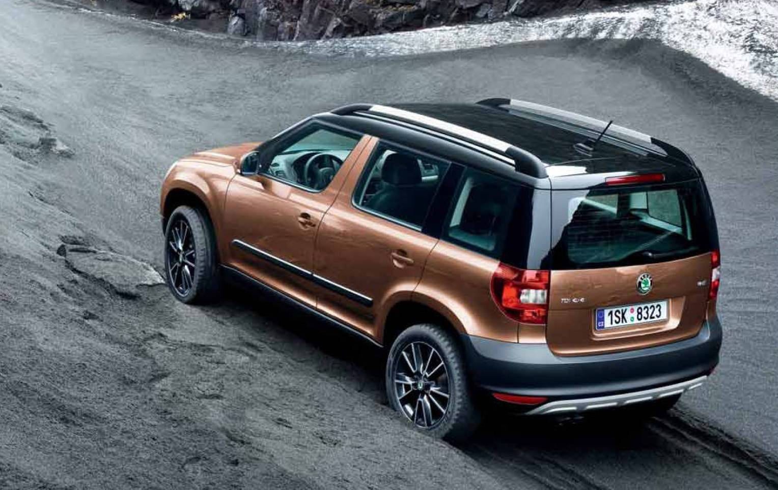skoda yeti review and photos. Black Bedroom Furniture Sets. Home Design Ideas