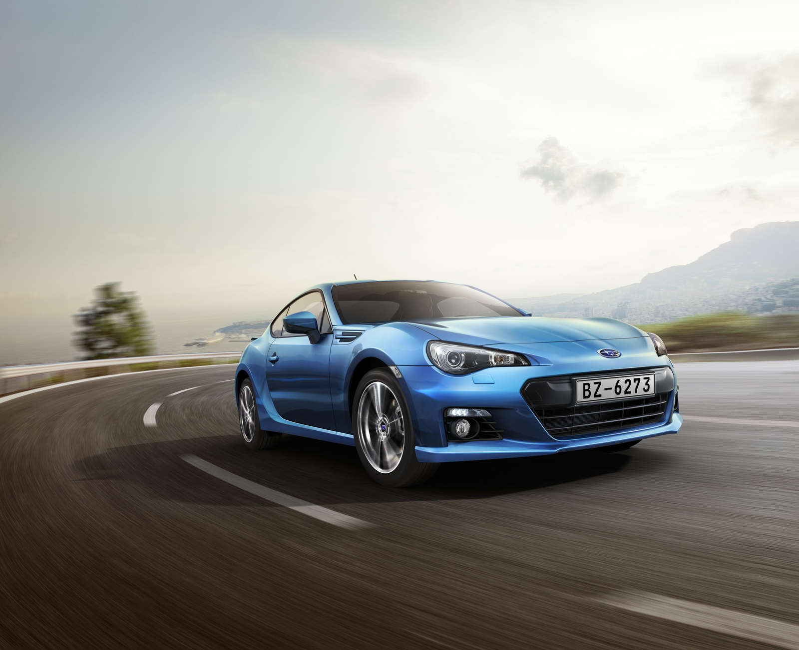 subaru wallpaper (Subaru BRZ)