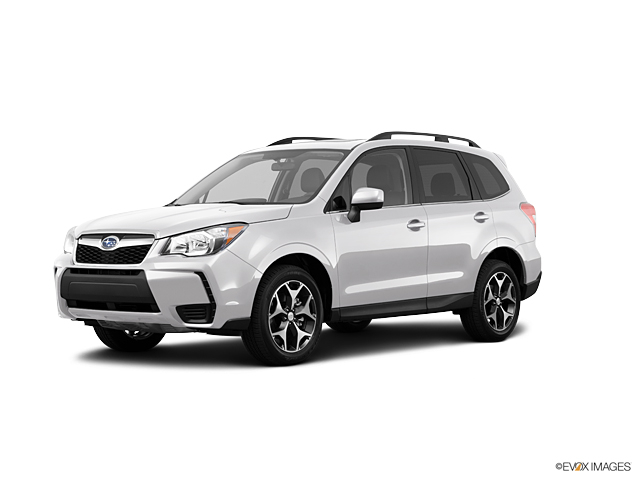 SUBARU FORESTER 2.0 white