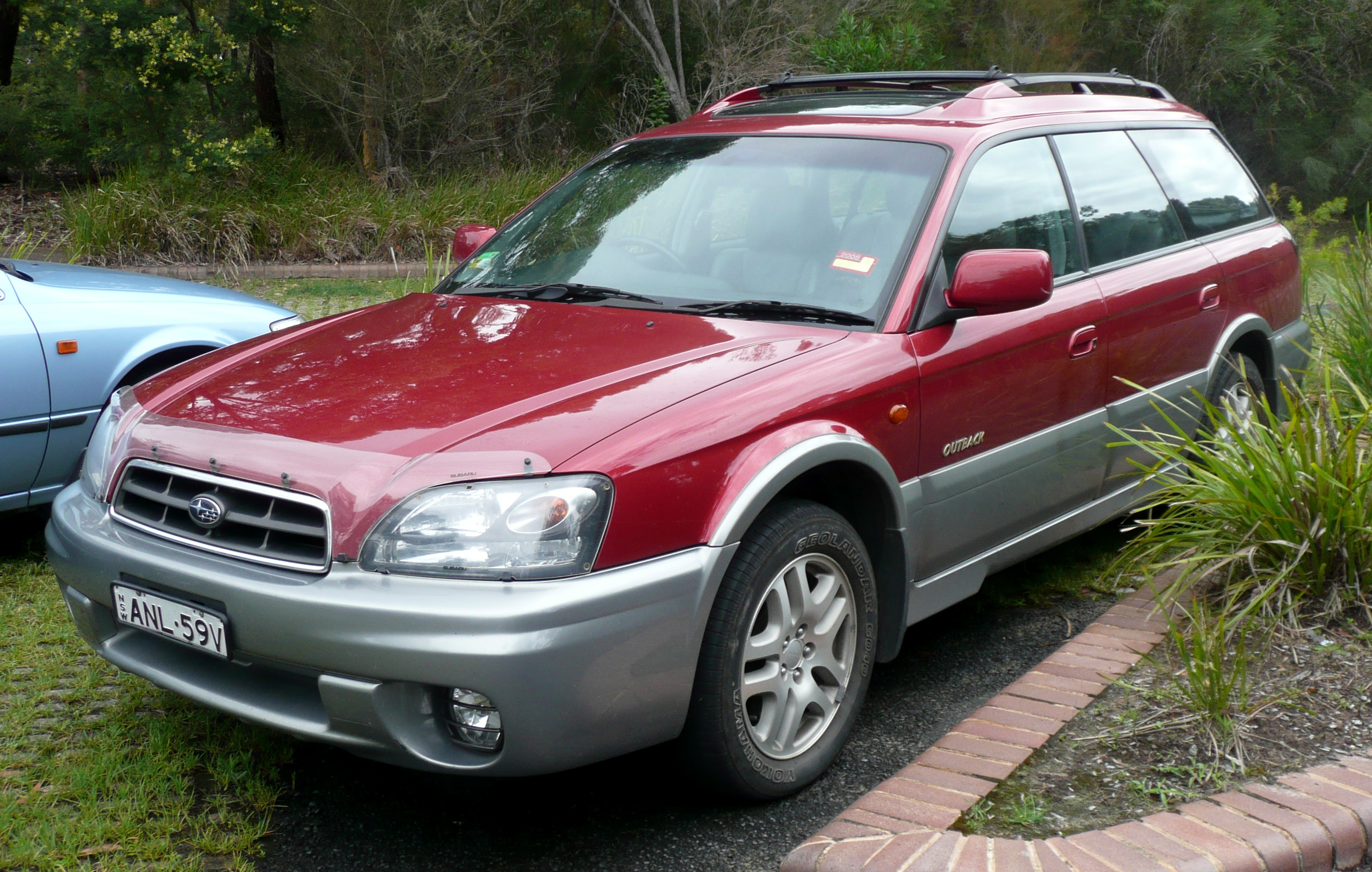2001 Subaru Outback Custom >> subaru outback 2.5 at