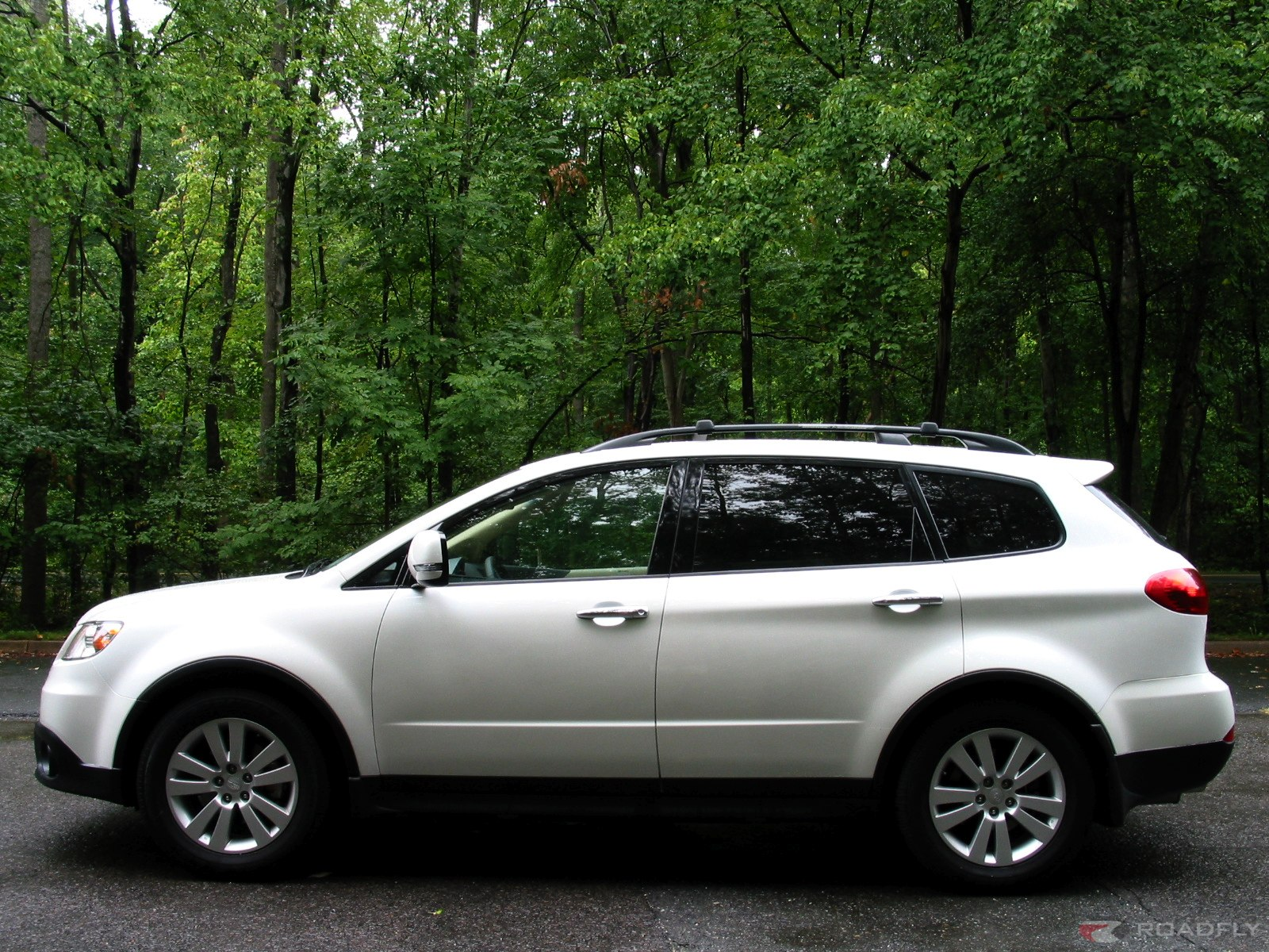 SUBARU TRIBECA 3.0 green