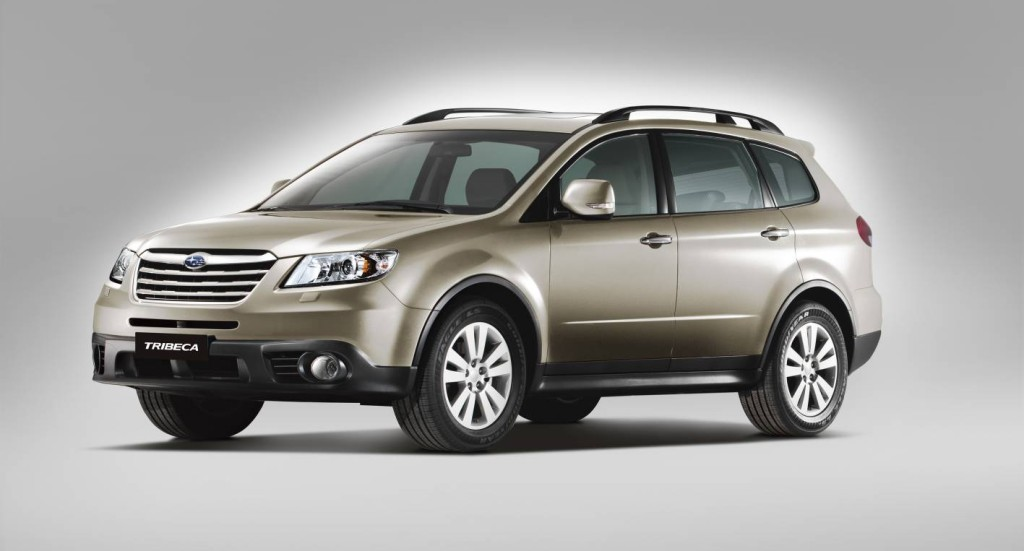 Subaru Tribeca Review And Photos