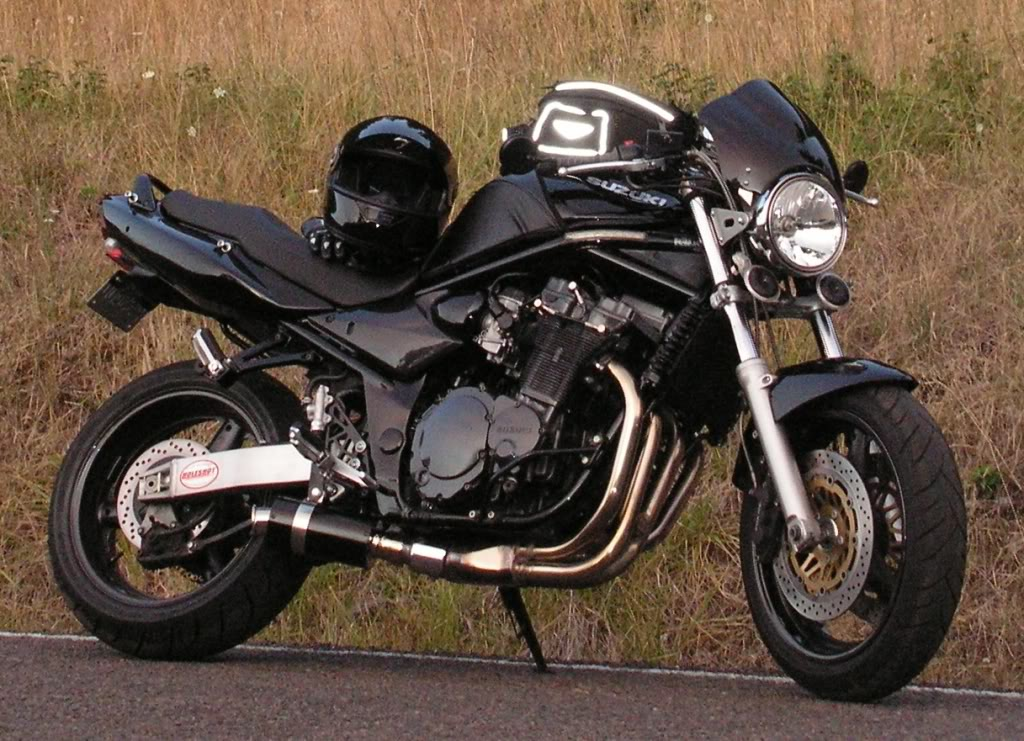 Suzuki Bandit Parts