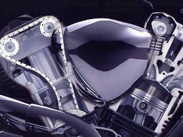 SUZUKI BOULEVARD 109 engine