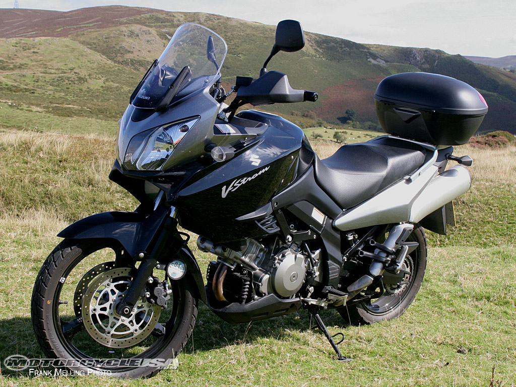 SUZUKI DL 1000 V-STROM engine
