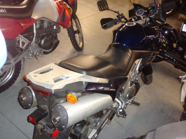 SUZUKI DL 1000 V-STROM interior