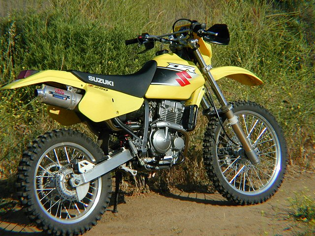 Suzuki Dr 250 Review And Photos