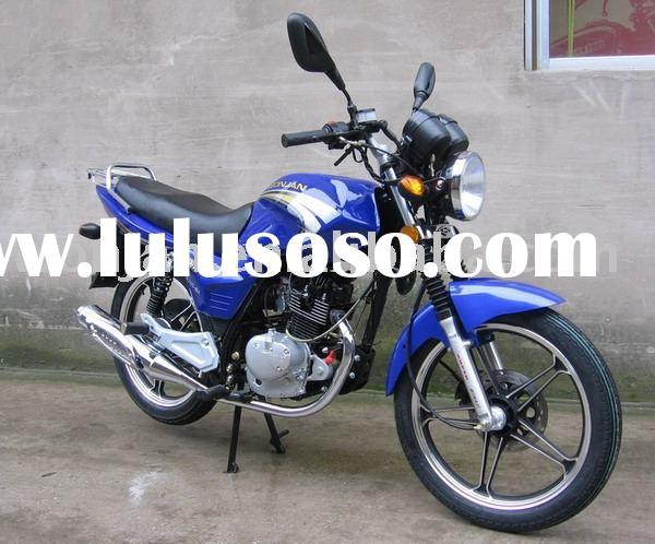 SUZUKI GN 125 blue