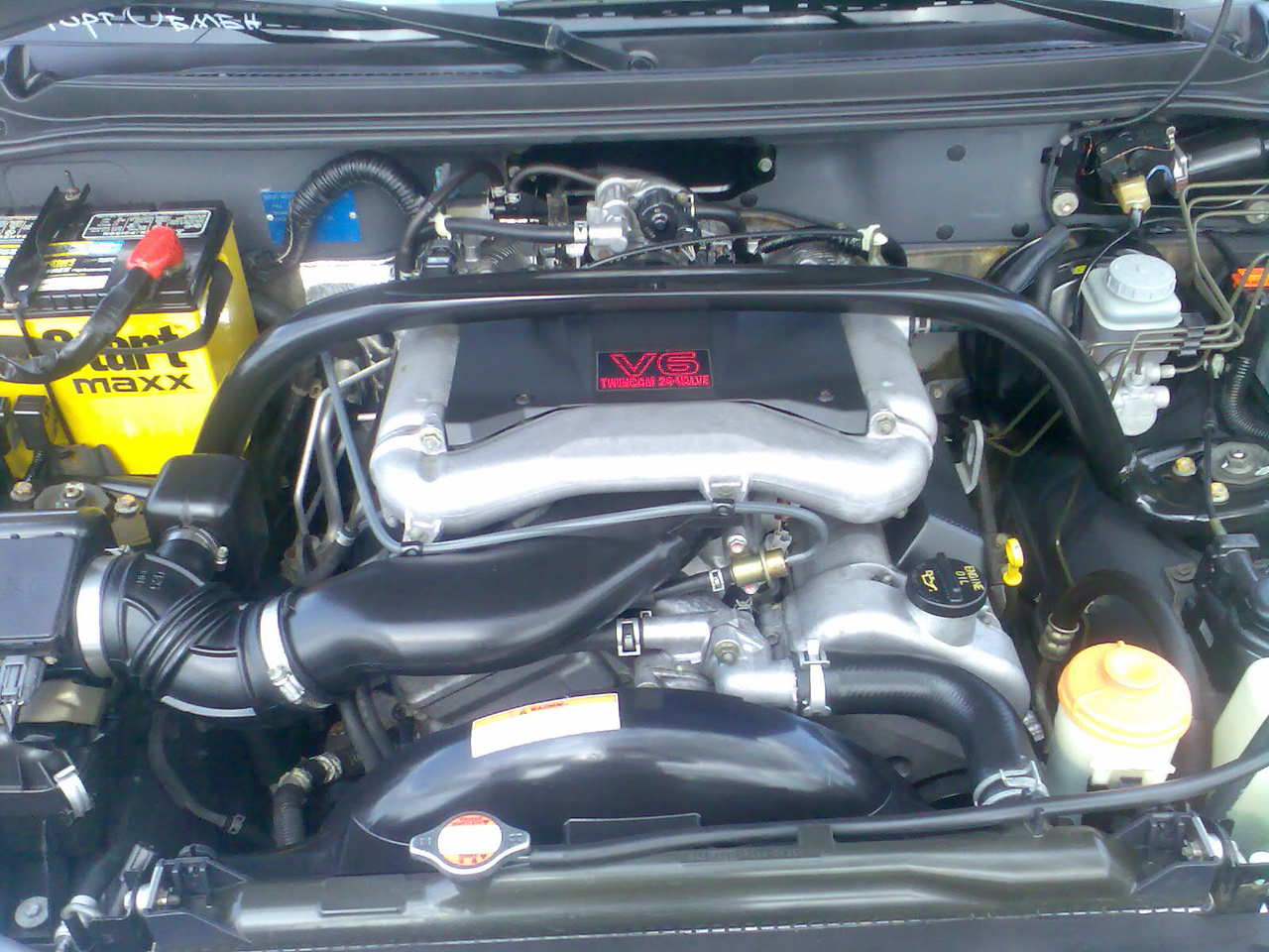 SUZUKI GRAND VITARA XL-7 engine