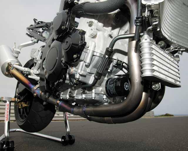 SUZUKI GSX-R 1000 engine