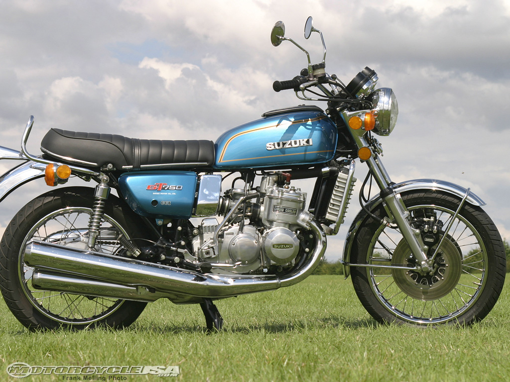 Old Kawasaki Motorcycles For Sale
