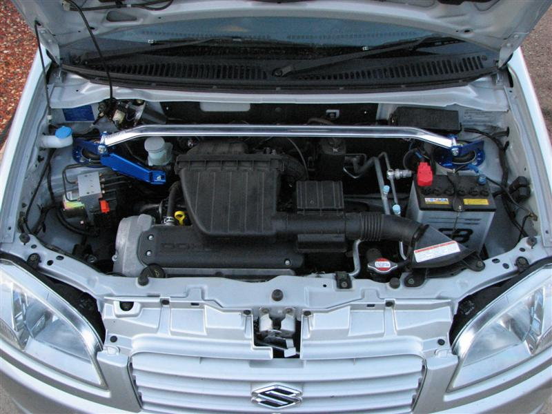 SUZUKI IGNIS AUTOMATIC engine