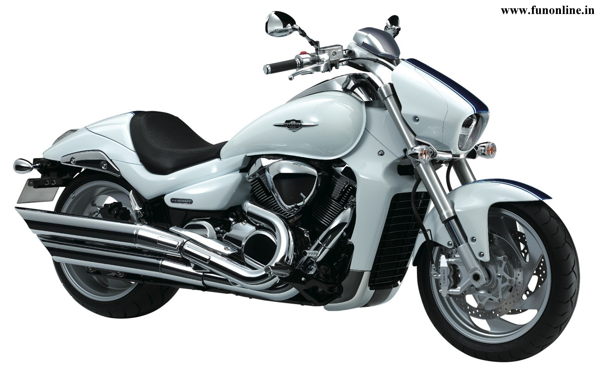 SUZUKI INTRUDER green