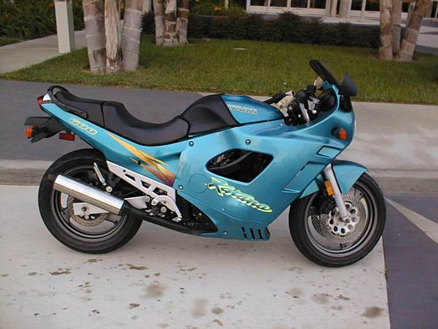 Suzuki F Specs