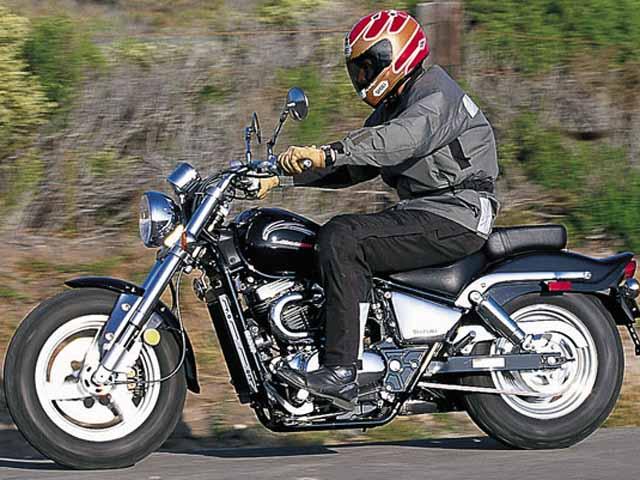 Suzuki Marauder Tall Rider