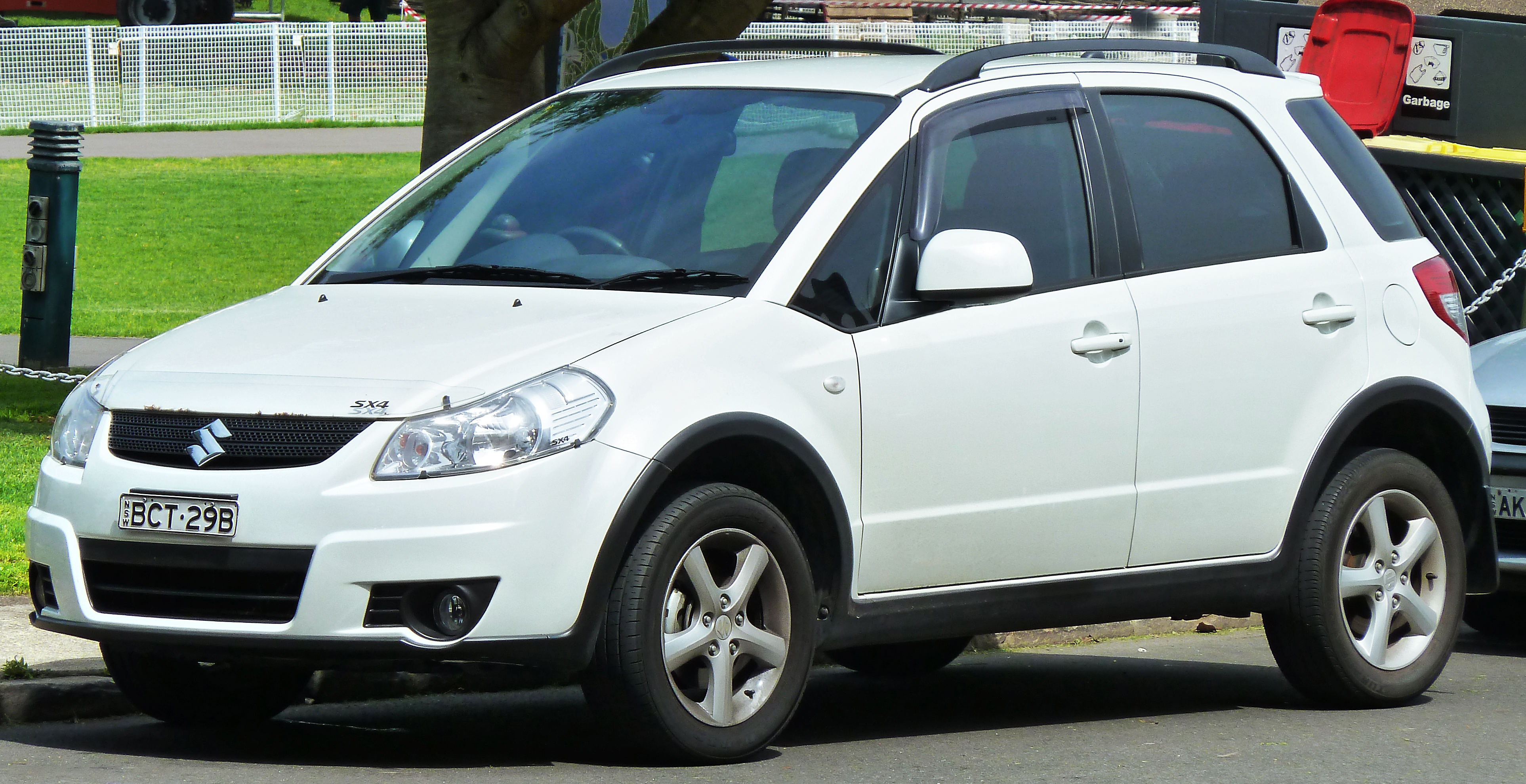 suzuki sx4 review and photos. Black Bedroom Furniture Sets. Home Design Ideas