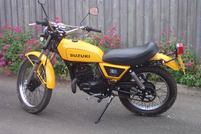 Suzuki Ts  For Sale
