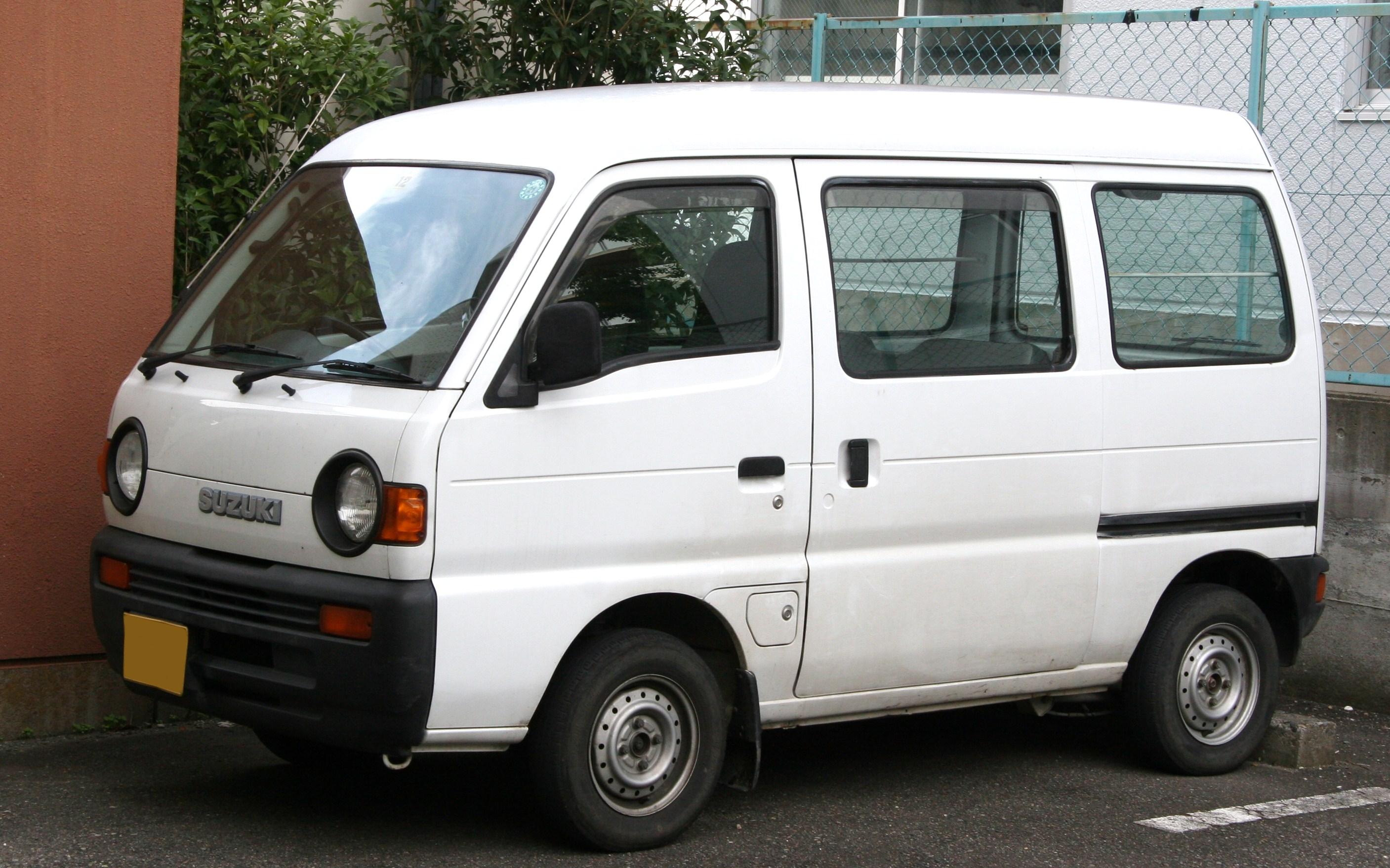 Suzuki Van Van Review And Photos