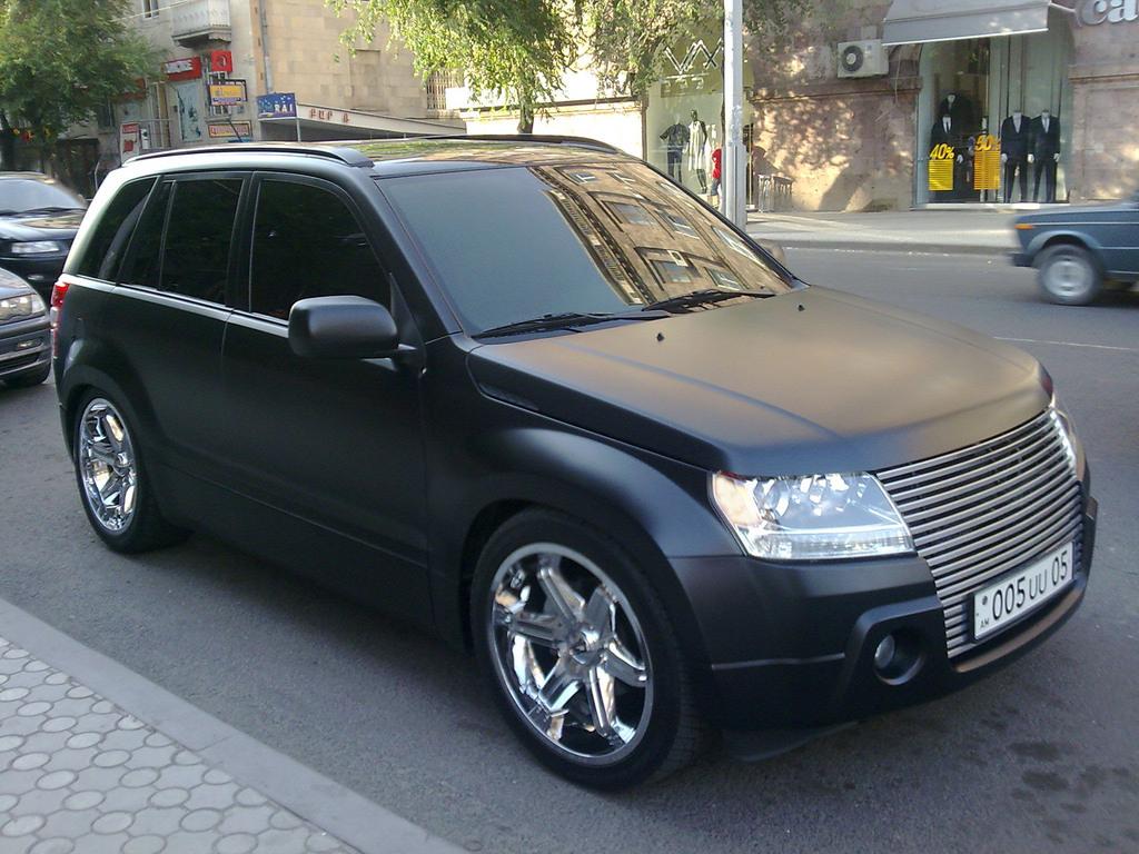 Black Suzuki Grand Vitara For Sale