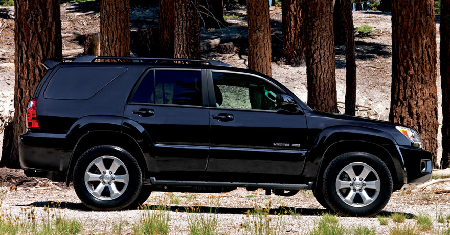 toyota 4runner review and photos. Black Bedroom Furniture Sets. Home Design Ideas