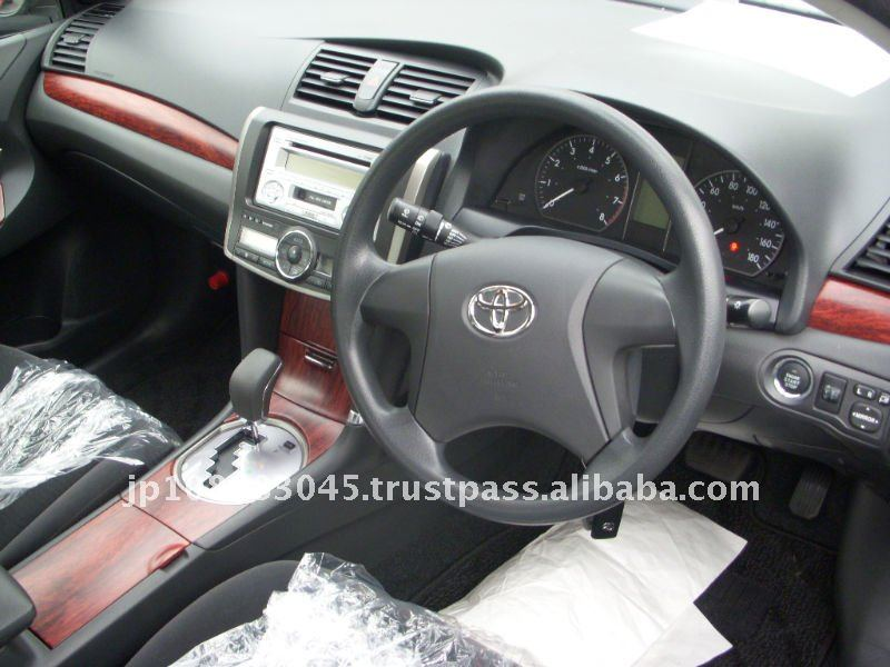TOYOTA ALLION green