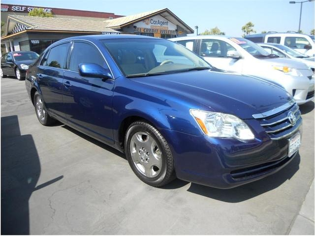 TOYOTA AVALON LIMITED blue