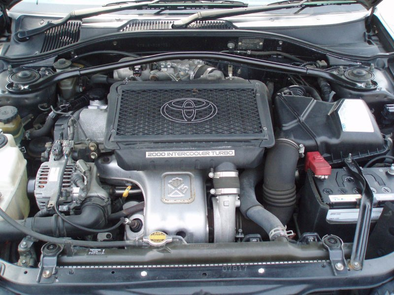 TOYOTA CALDINA engine
