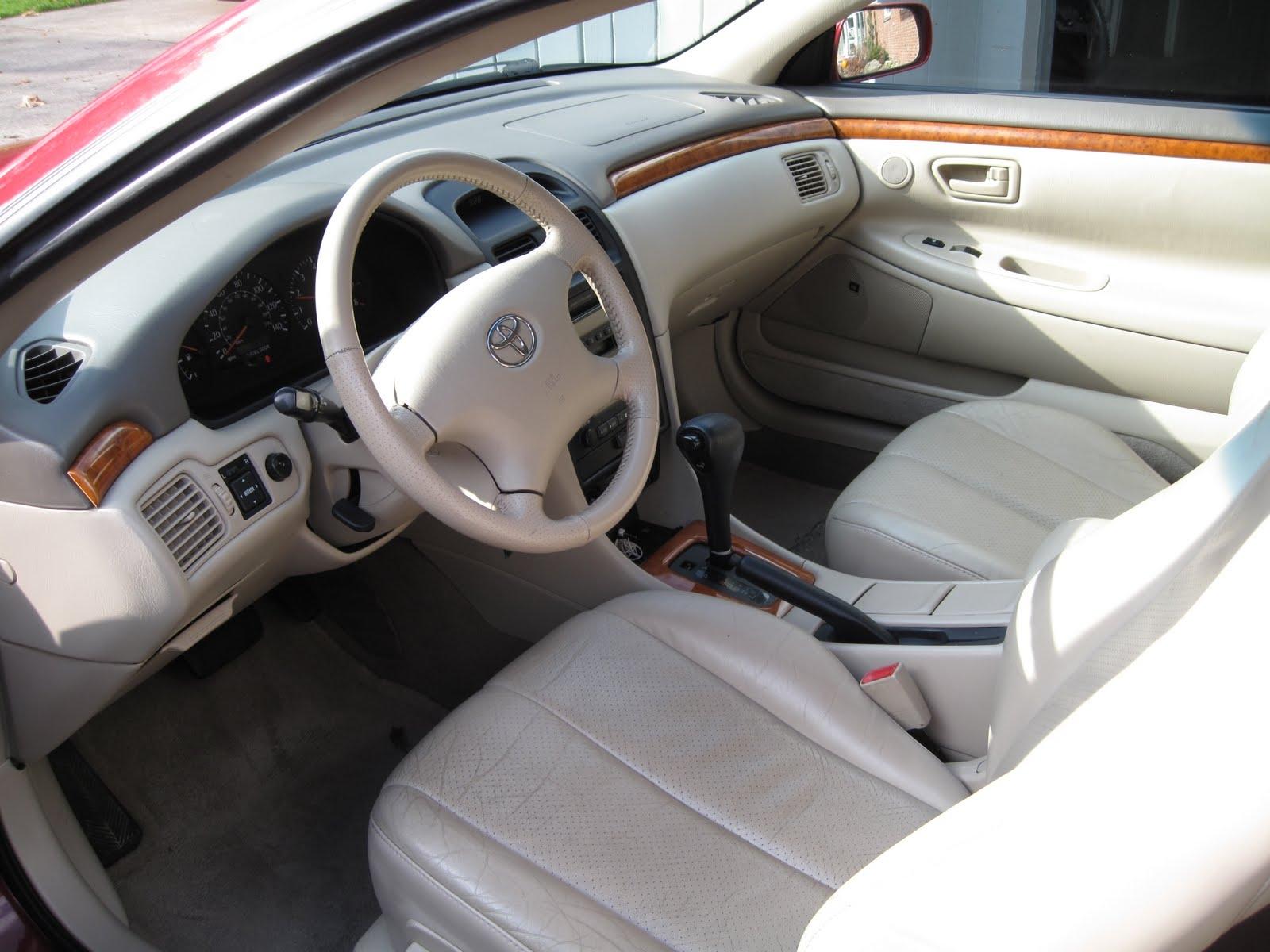 Toyota Camry Solara Review And Photos