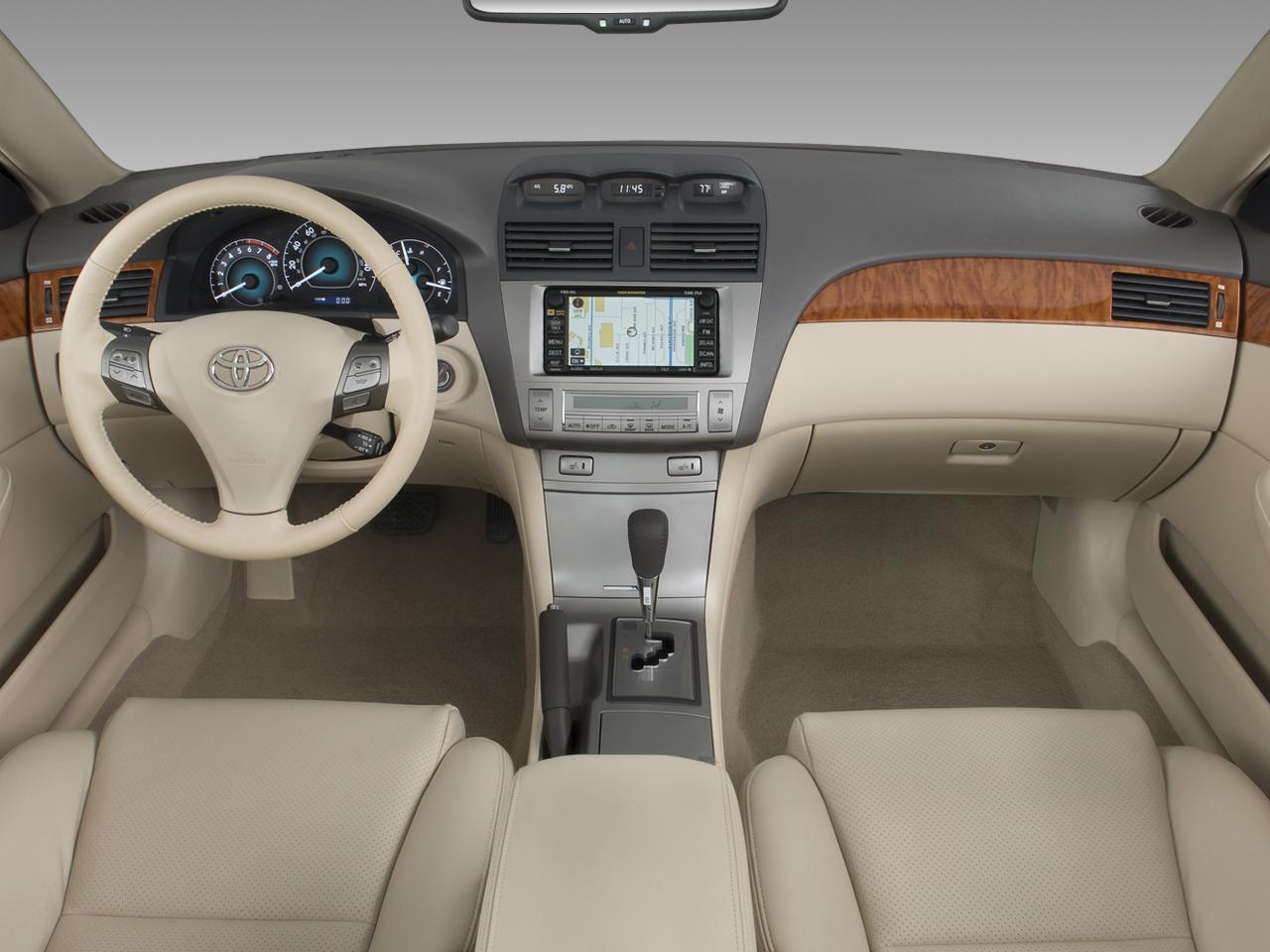 Toyota Camry Solara Review And Photos 2011 Interior