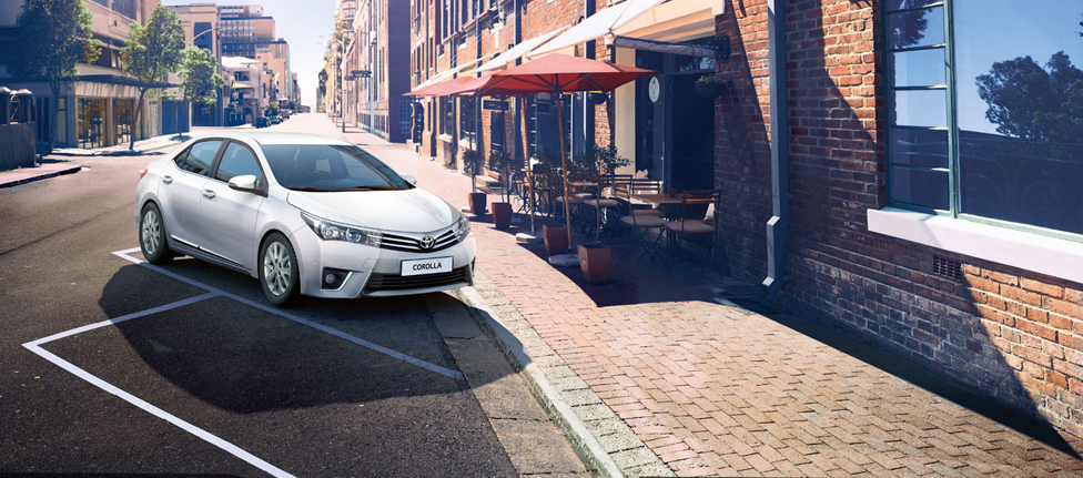 toyota wallpaper (Toyota Corolla)