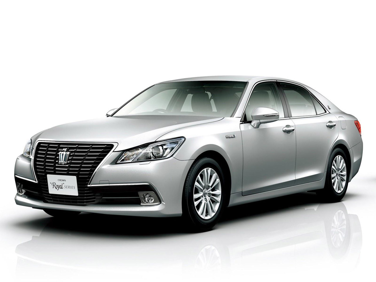 TOYOTA CROWN 2.5