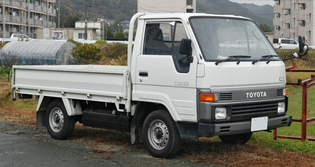 Toyota dyna 100