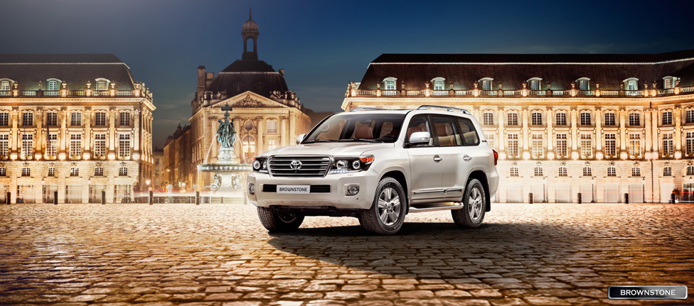 toyota wallpaper (Toyota Land Cruiser 200)