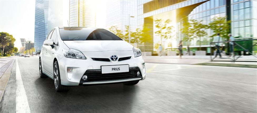 toyota wallpaper (Toyota Prius)