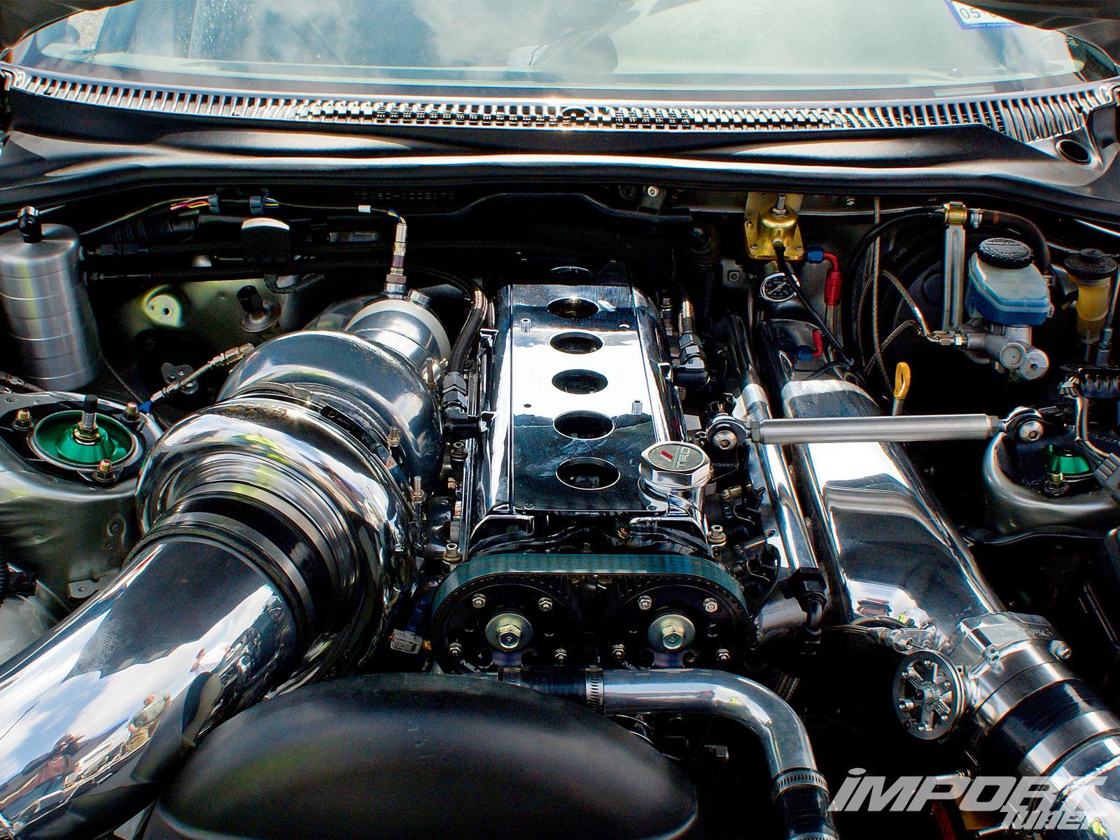 TOYOTA SUPRA (MA70) engine