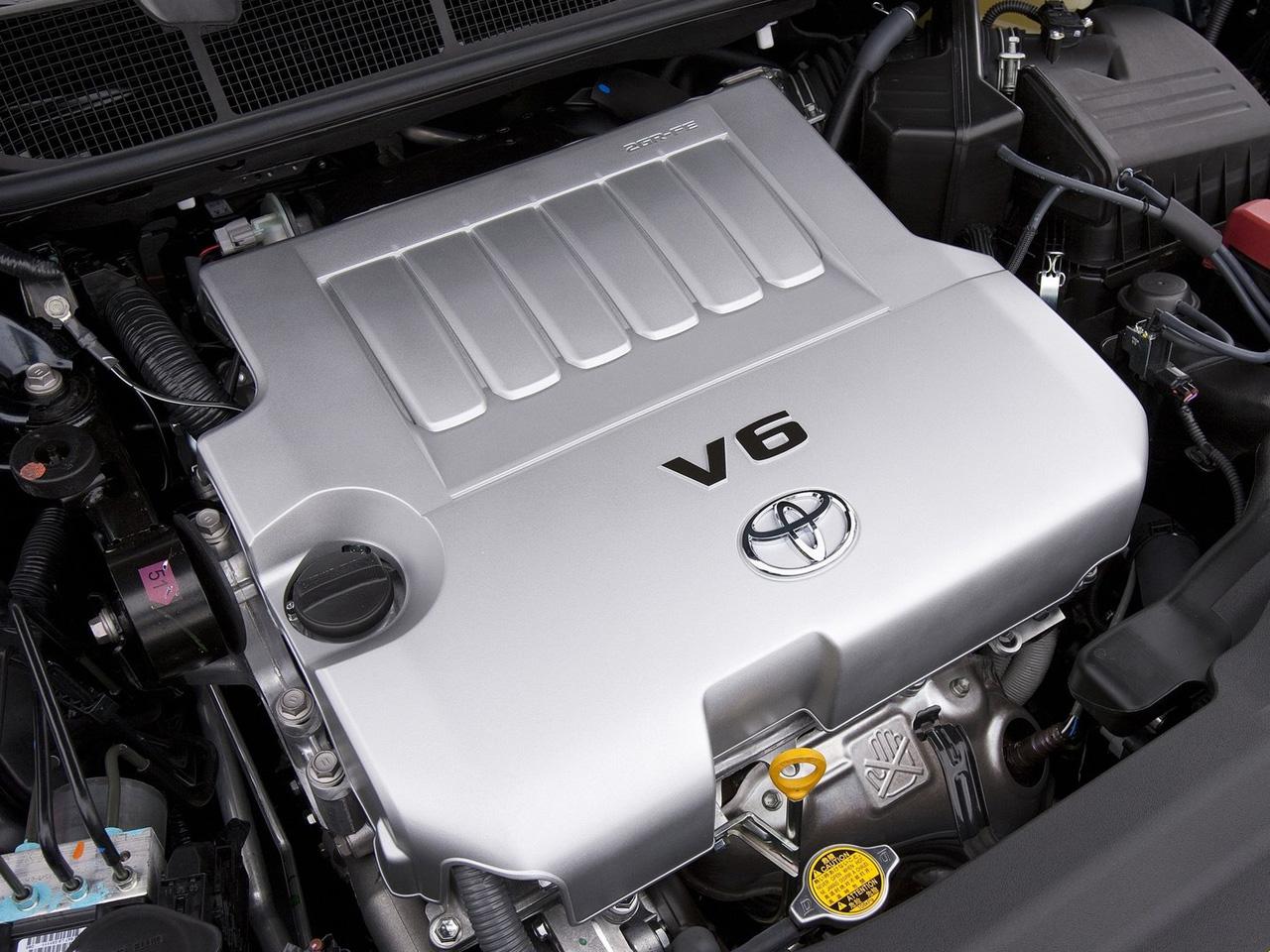 TOYOTA VENZA engine
