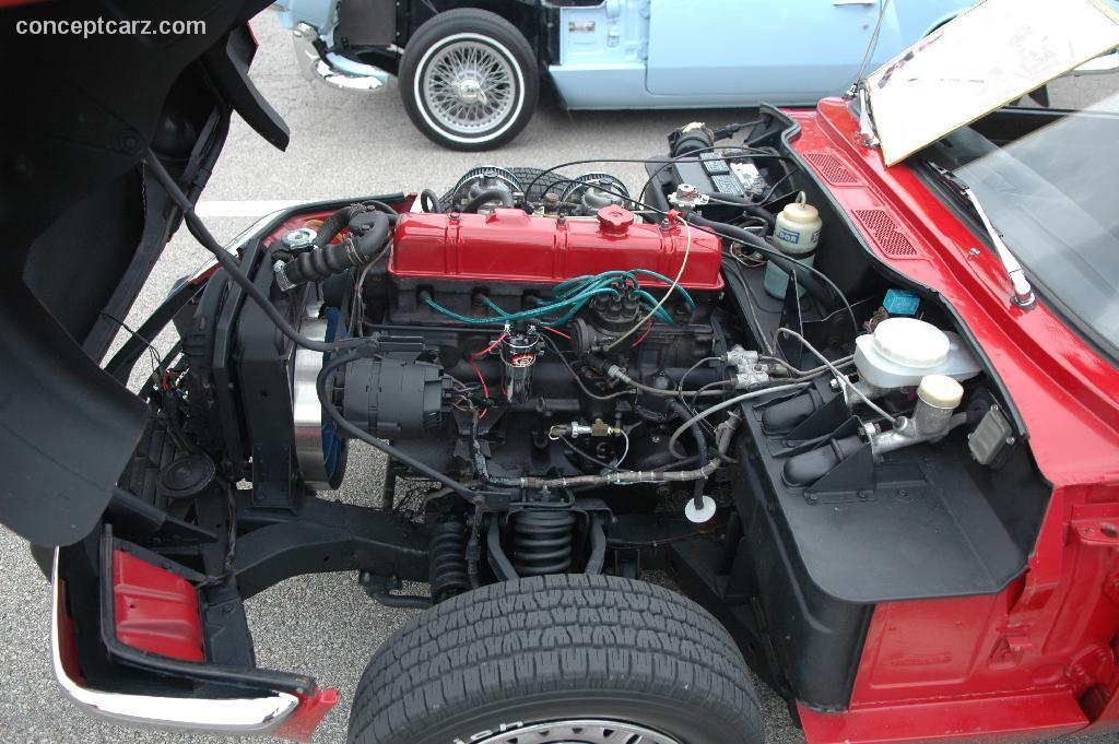 TRIUMPH GT6 MK III
